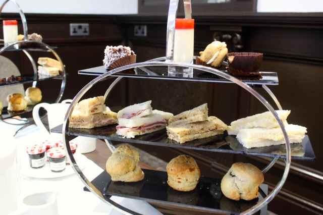 afternoon tea Durham
