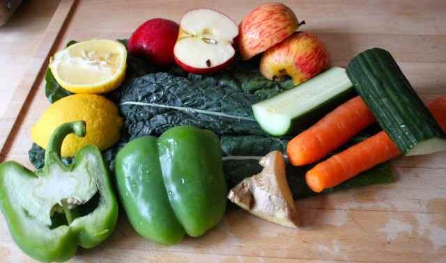 green juice ings