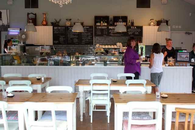 Hartley coffee shop