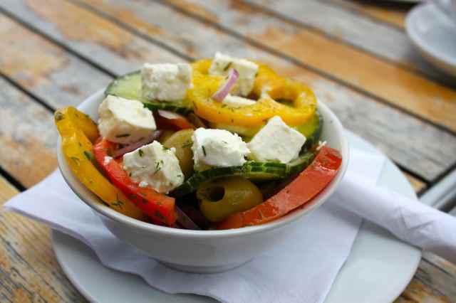 Lisa's salad