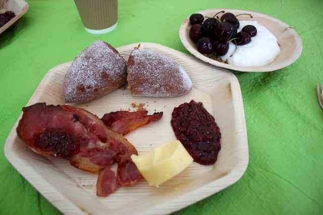 Perch Hill breakfast 2