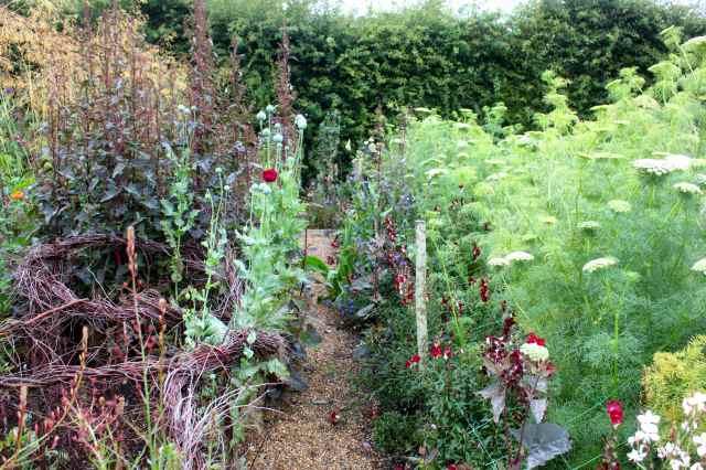 Perch Hill garden 2