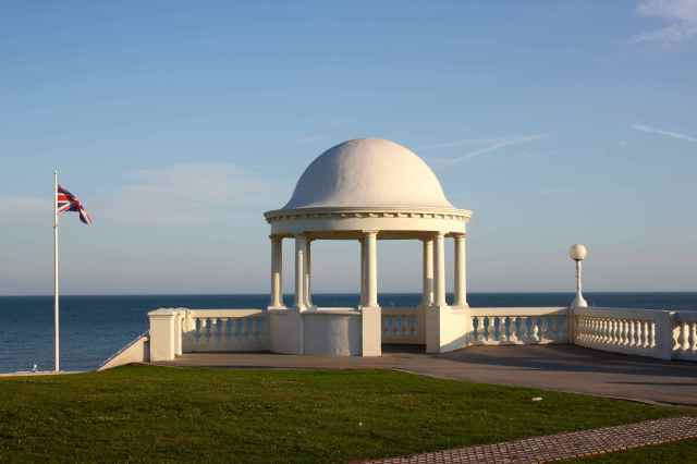 rotunda at pavilion