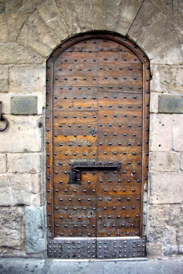 by Ponte Vecchio