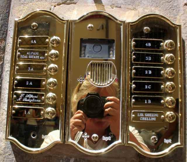Firenze doorbells 1