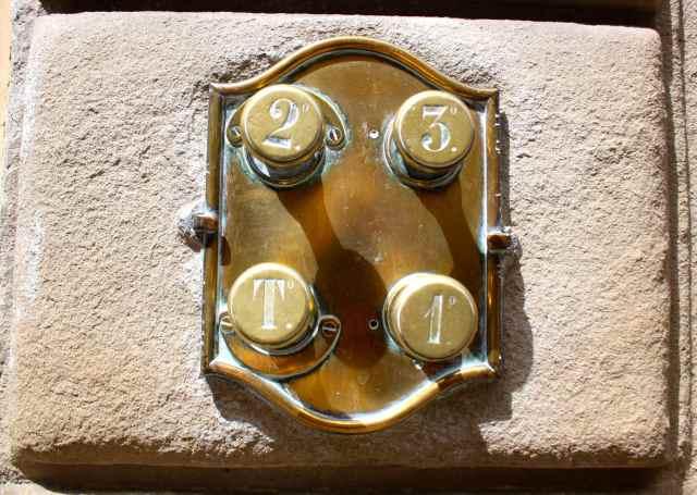 Firenze doorbells 2