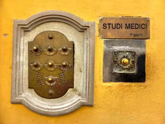 Firenze doorbells 5