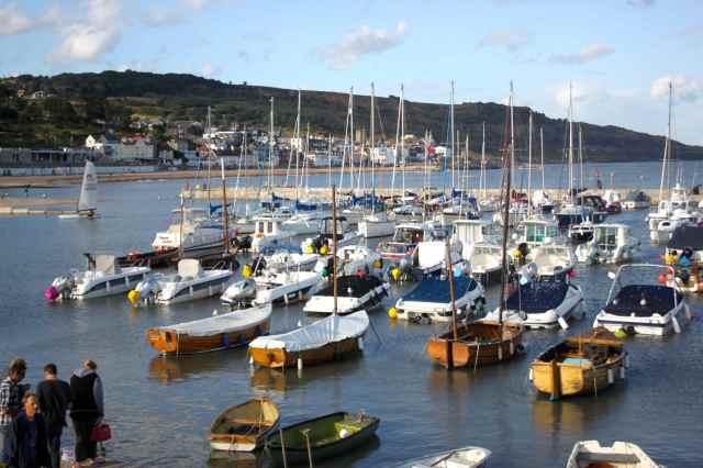 Harbour Lyme Regis