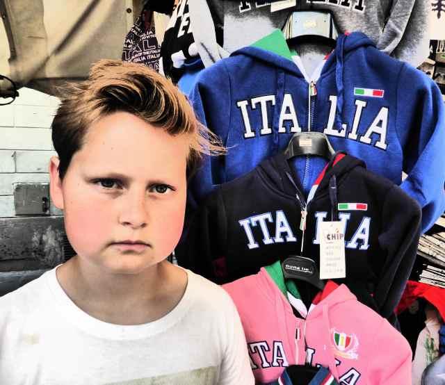 Harvey in Italia