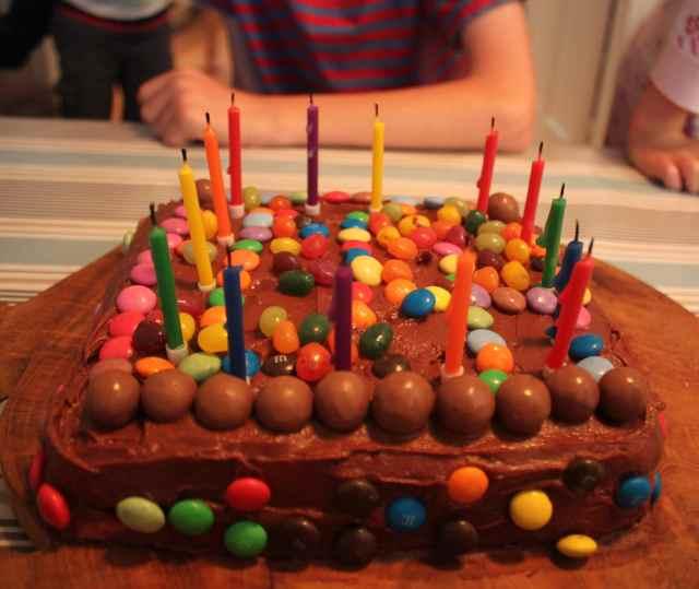 Hary's cake