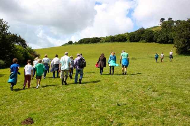 hill hike 2