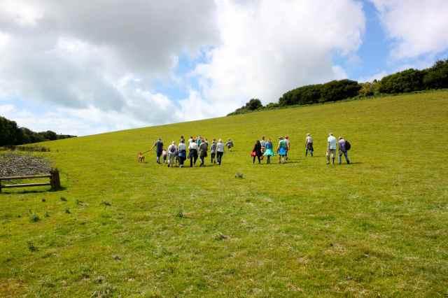hill hike