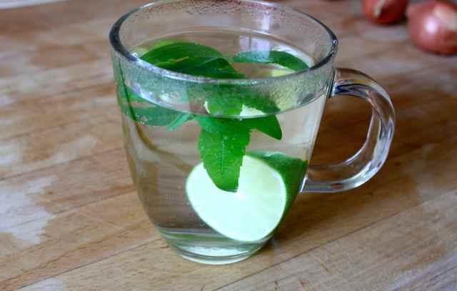 lime and lemon verbena
