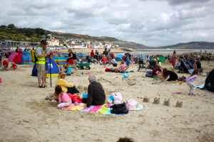 Lyme Beach