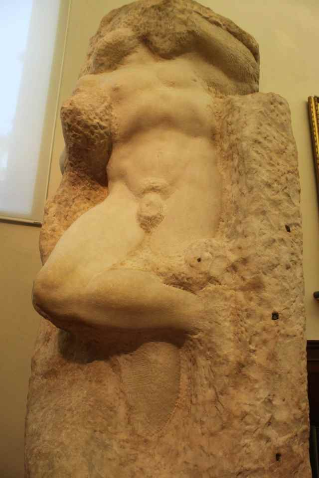 Michaelangelo marble