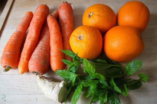 Minty sunshine ingredients 23-8
