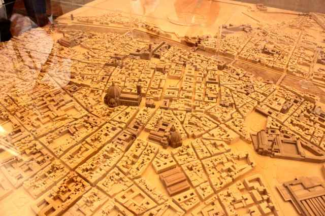 model of Florence