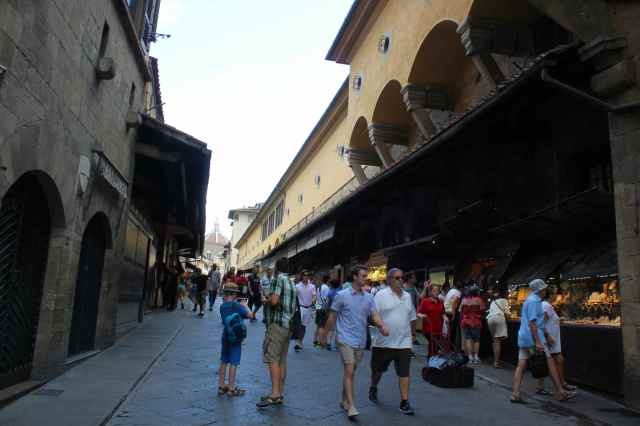 on Ponte Vecchio 2