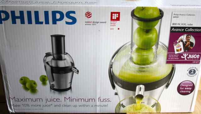 Philips 800w Avance juicer