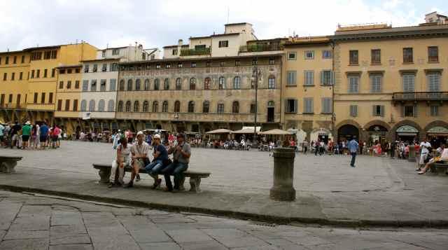 Piazza Sainta Croce