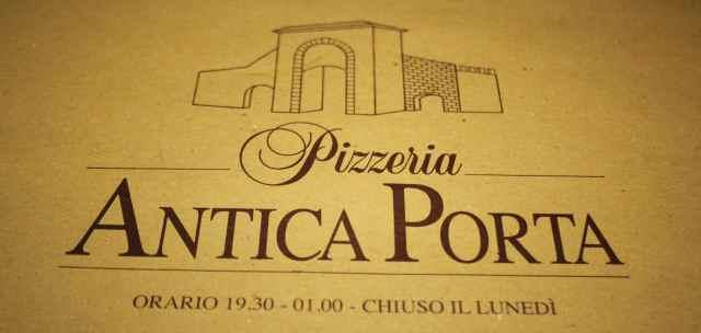 Pizzeria Antica Porta