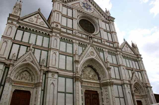Sainta Croce church