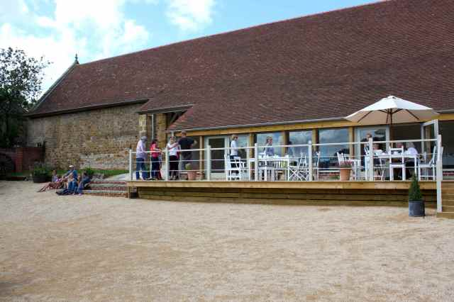 Symondsbury Barn