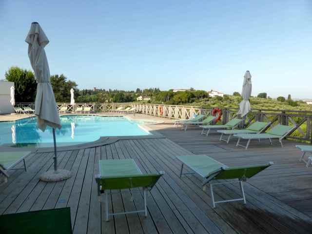 Tolomei's pool