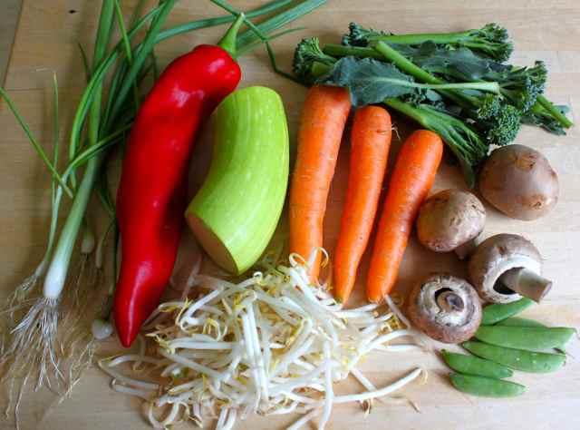 veggies 28-8