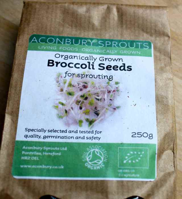 Aconbury Sprouts broccoli seeds