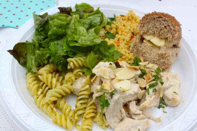 Alex 18th lunch