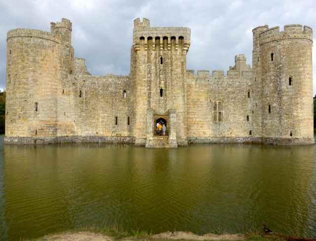 Bodiam Castle 21-9