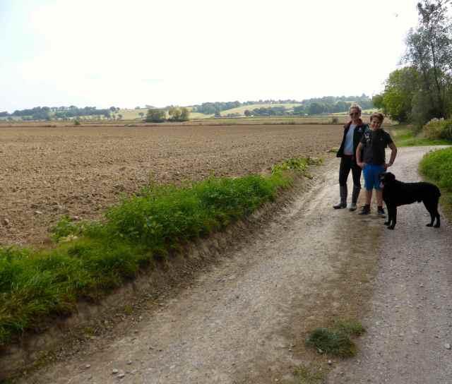 Bodiam walk 21-9 1