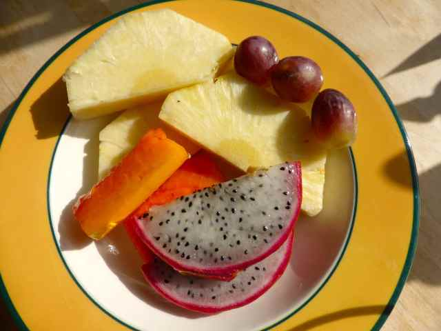 Breakfast fruit 21-9