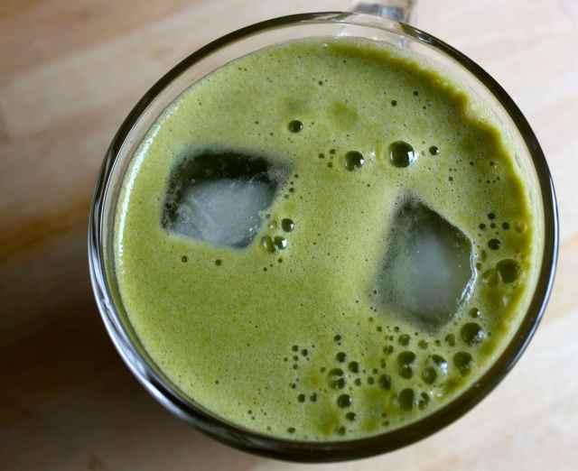 green juice 2-9