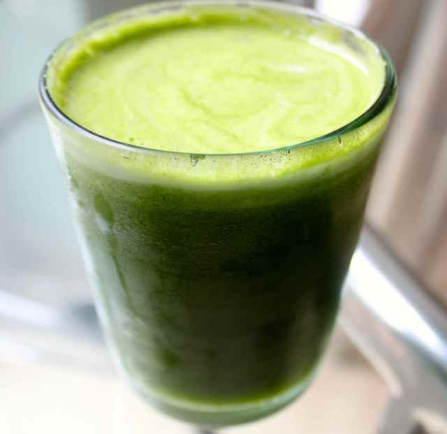 green juice 6-9-14