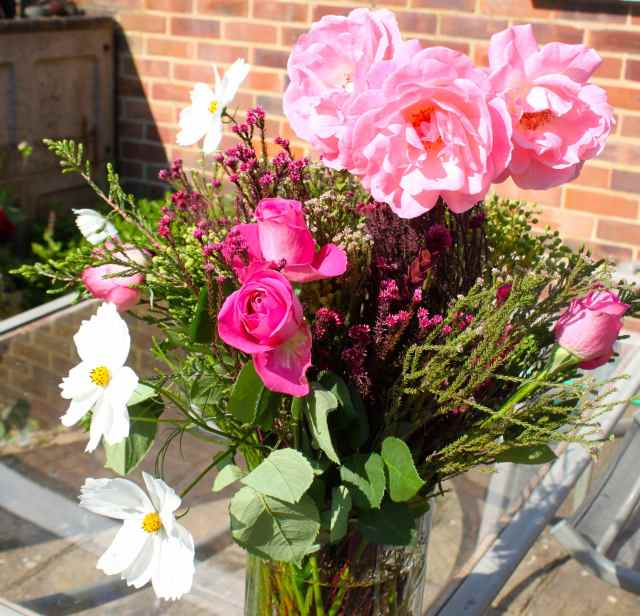 huge bouquet