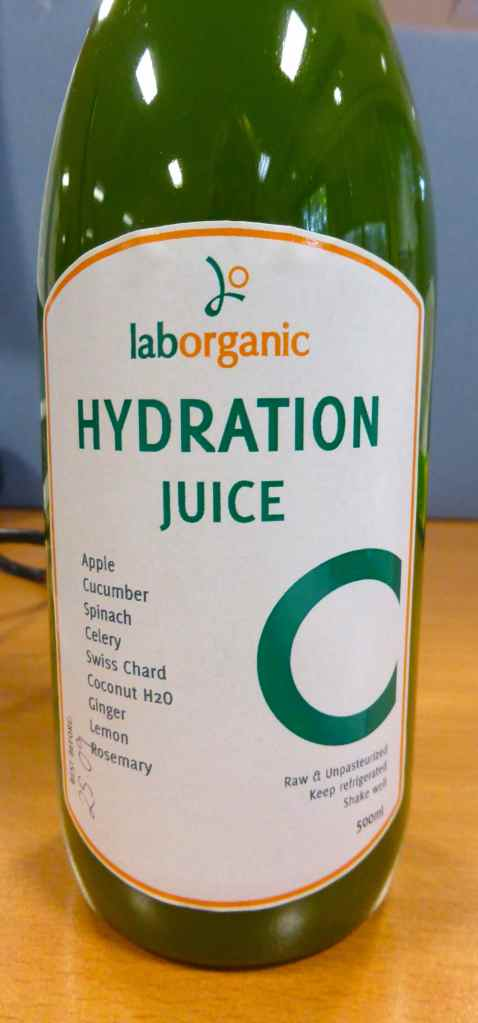 Hydration juice