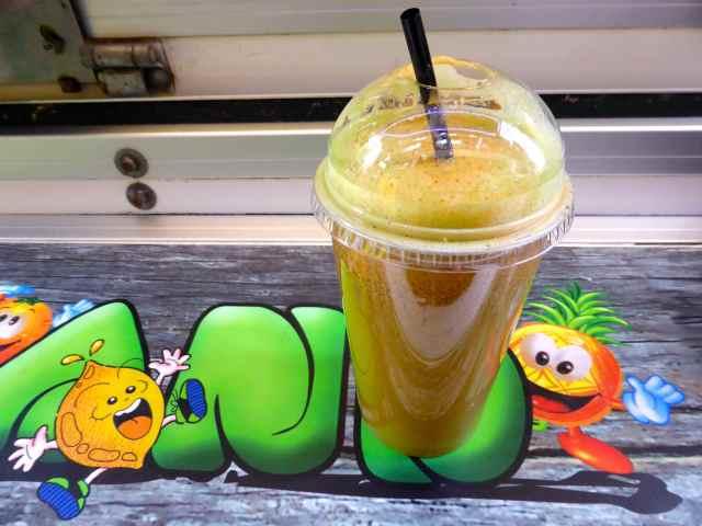 Juice Island juice