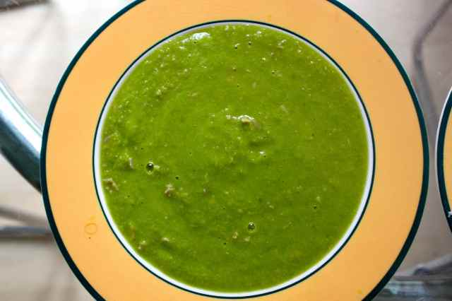 pea and ham soup 1