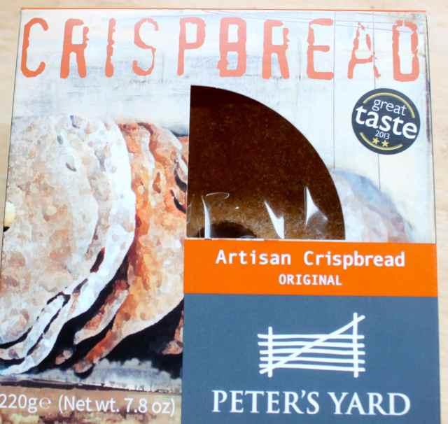 Peter's Yard Crispbread