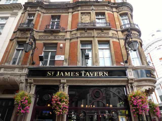 St James Tavern
