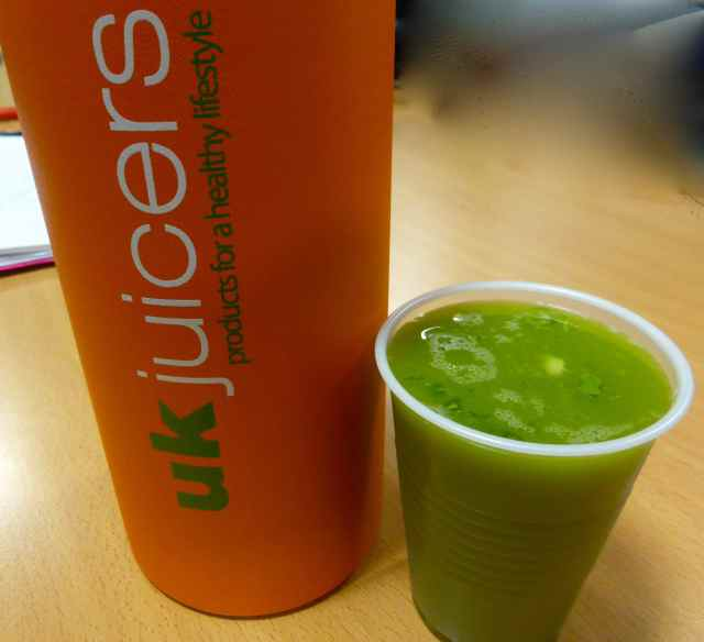 UK Juicers and juice