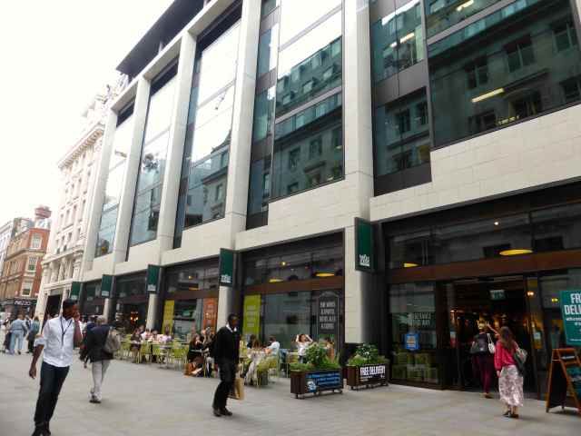 Wholefoods Piccadilly