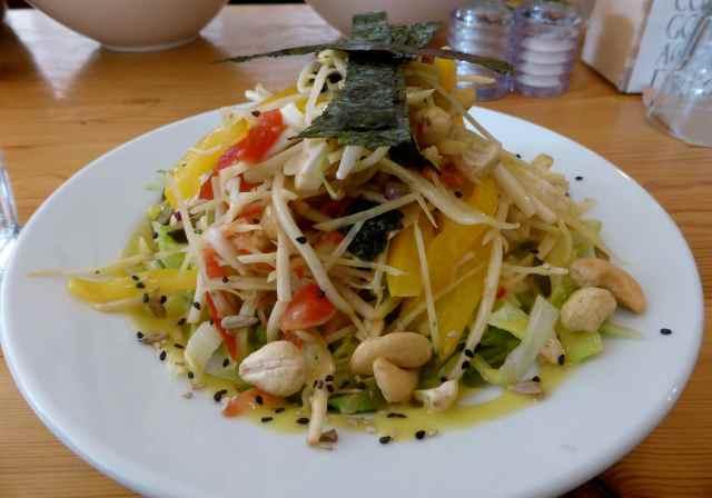 Wild Food tropical salad
