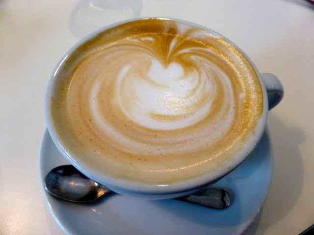 Albion latte