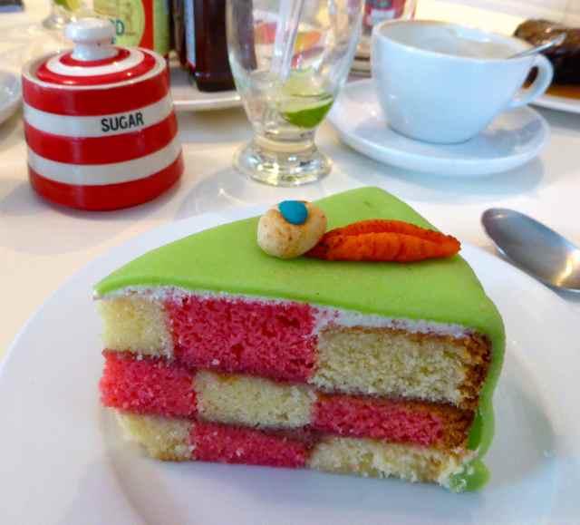 Bettnberg cake