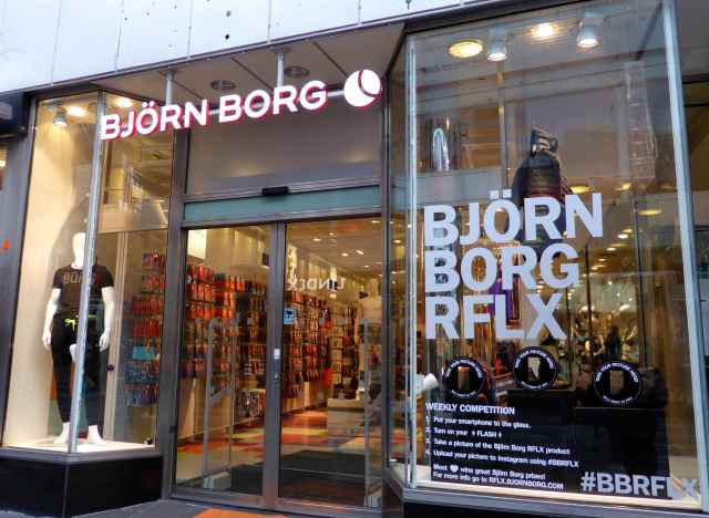 Bjorn Borg Stockholm