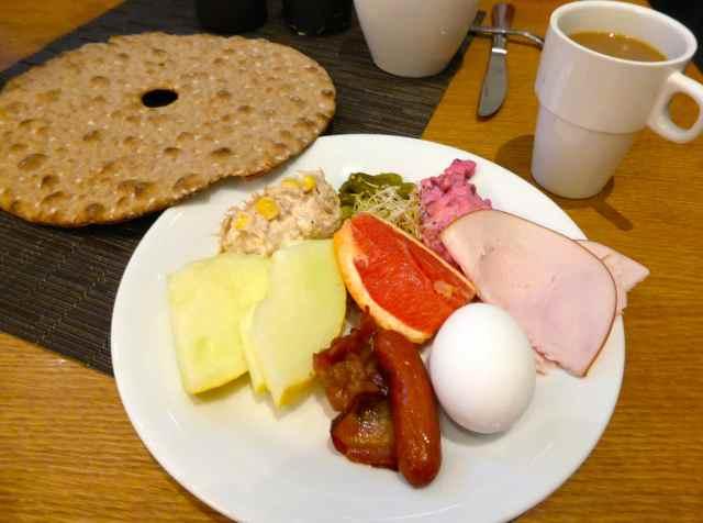breakfast 31-10-14