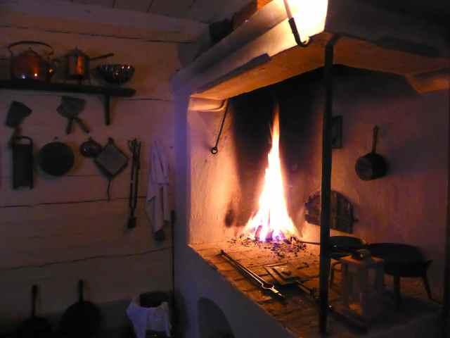 corber fire